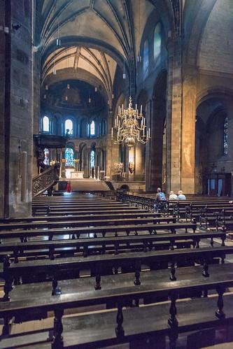 In Liebfrauenbasilika Basiliek van Onze Lieve Vrouwe Maastricht.NEF