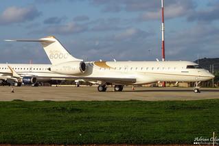 Bombardier Aerospace --- Bombardier BD-700 Global 6000 --- N543GL