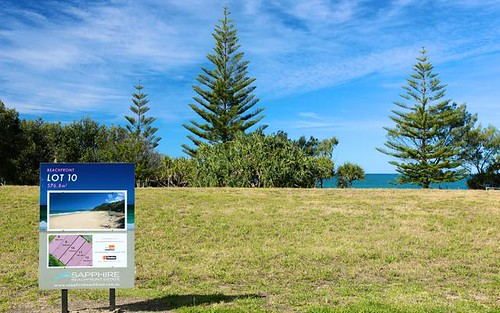 Lot 10 Oceanfront Drive, Sapphire Beach NSW