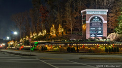 Atlanta, GA: Post Riverside Christmas lights (nabobswims) Tags: atlanta christmaslights ga georgia hdr highdynamicrange ilce6000 lightroom nabob nabobswims night nightfoto photomatix postriverside sel18105g sonya6000 us unitedstates
