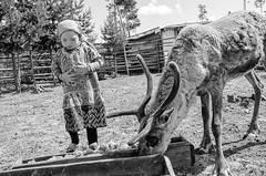 Khanty-54 (Polina K Petrenko) Tags: farnorth russia siberia culture ethnic holiday indigenous khanty localpeople nikon reindeer traditional