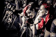 Behemoth - live in Warszawa 2017 fot. Łukasz MNTS Miętka-36
