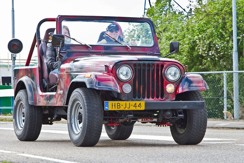 Jeep CJ-7 1985 (1014)