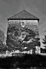Tour carrée, les Glacis, Besançon (ericdenisot) Tags: tour carrée besançon