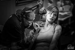 Mmmm .... hurts! (aa_zf717) Tags: torino piemonte italia it tattoo people peoplestreet biancoenero bw blackandwhite street streetphotography canonef85mmf12liiusm ef85mmf12liiusm canoneos5dmarkiii