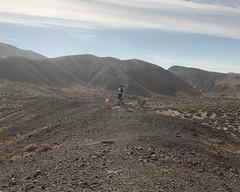 031 Heroic Spur Control (saschmitz_earthlink_net) Tags: 2017 california orienteering redrockcanyon statepark laoc losangelesorienteeringclub mojavedesert desert kerncounty elpasorange