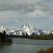 Teton - Mountain Range Panorama
