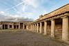Portico of the palaestra, Stabian Baths, Pompeii (George Fournaris) Tags: stabian baths pompeii palaestra