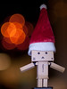Santa Danbo (FotoGraf-Zahl) Tags: danbo danboard xmas christmas weihnachten navidad santadanbo santaclaus weihnachtsmann bokeh dof smalldepthoffield smalldof stilllife stilleben