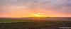 view of sunset (smlgndz7) Tags: sunset günbatımı sun bahar akşam evening clouds green plain ova trakya türkiye turkey landscape canon