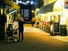 Het centrum van Utrecht op Kerstdag. 005 (George Ino) Tags: copyright georgeino georgeinohotmailcom thenetherlandshollandnederland utrecht deoudegracht availablelightphotography earlyevening avondfotografie vroegeavond nightphotography langesluitertijd slowshutterspeed longexposure lijnmarkt zadelstraat choorstraat domplein