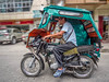 Tricycle Driver (FotoGrazio) Tags: asian bohol documentaryphotography filipino pacificislanders philippines pinoy streetphotography tagbilaran tagbilarancity visayas waynegrazio waynesgrazio worldphotographer composition driver driving fotograzio motion motorbike motorcycle movement people sidecar sidecab socialdocumentary streetscene transporation transportation travelphotography tricycle