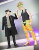 _MG_5692 (Mauro Petrolati) Tags: jojo bizarre adventure romics cosplay cosplayer 2017 jptaro kujo dio brando pose jotaro gruppo group 23017