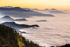 IMG_4171 (Su.Chang) Tags: 合歡山 台灣 南投 雲海 主峰 sunset