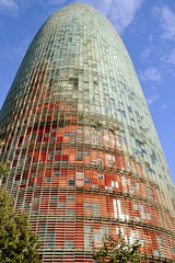 TORRE GLÒRIES (abans TORRE AGBAR) (Yeagov_Cat) Tags: 2017 barcelona catalunya 2005 agbar avingudadiagonal b270 diagonal jeannouvel torre torreagbar torreglòries glòries