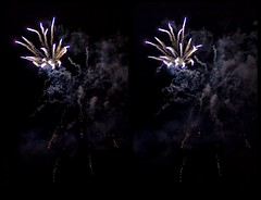 Silver bullets 3-D / CrossView / Stereoscopy / HDR / Raw (Stereotron) Tags: pyrogames fireworks display firecracker pyro pyrotechnics festival crosseye crosseyed crossview xview cross eye pair freeview sidebyside sbs kreuzblick 3d 3dphoto 3dstereo 3rddimension spatial stereo stereo3d stereophoto stereophotography stereoscopic stereoscopy stereotron threedimensional stereoview stereophotomaker stereophotograph 3dpicture 3dglasses 3dimage hyperstereo twin canon eos 550d yongnuo radio transmitter remote control synchron kitlens 1855mm tonemapping hdr hdri raw