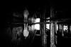 Ghost in the underpass (AlphaAndi) Tags: monochrome mono menschen menschenbilder leute people personen portrait urban trier tiefenschärfe wow water wasser puddle pfütze fullframe face dof deepoffield gesicht city sony streetshots streets schwarzweis streetshooting streetportrait street sonya7ii sw streetphotographie strase strasenleben streetlife streetszene
