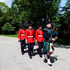 Changing of the Guard, Rideau Hall 1x1 (swissgoldeneagle) Tags: cornemuses provincedontario bagpipes dudelsack changingoftheguard provinceofontario wachmänner guards 1x1 wachmann wachmaenner wache guard rideauhall ottawa ontario kanada ca