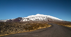 Journey to the center of the Earth (vincent beudez) Tags: tourism travel iceland snaefellsnes snaefellsjokull landmannalaugar mountains snow spring roads church volcano hiking islande