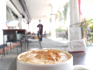 Cup of Cappuccino, The Coffee Academy - Annex Philippines Luzon Pampanga Café