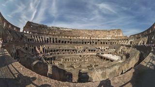 Coliseo romano (Explore Ene-03-2018)