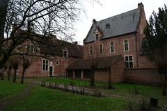 20171230 45 Leuven - Groot Begijnhof (Sjaak Kempe) Tags: 2017 winter sjaak kempe sony dschx60v belgië belgique belgium vlaamsbrabant leuven groot begijnhof ten hove louvaine