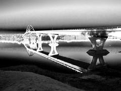 Bridge study (jrabxr) Tags: conntemporaryart modernart abstractart fineart landscape bridge