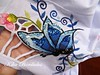 kika krauss 010 (Kika Bordados by Angelica Krauss) Tags: kikakrauss bordadosfeitoàmão butterfly borboletas embroidery embroider crafts artesanatos