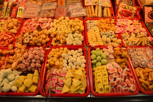 Anping market (Tainan, Taiwan 2017)