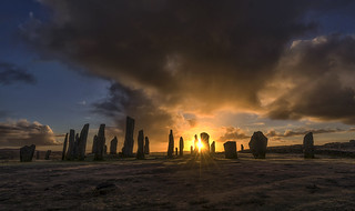 New Year's Day, Callanish Standing Stones, Isle of Lewis
