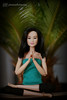 yoga & the palmtree (photos4dreams) Tags: armand photos4dreams p4d photos4dreamz ken surfing vintage alt styling barbie doll toy rerooting neu new reroot project handmade ooak hair haare puppe handgemacht oneofakind mattel vampire annerice canoneos5dmark3