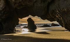 El Matador Beach Malibu California Best Sunset (bryanasmar) Tags: sony rx1rii zeiss 352 matador caves mali