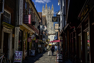 Streets of Canterbury