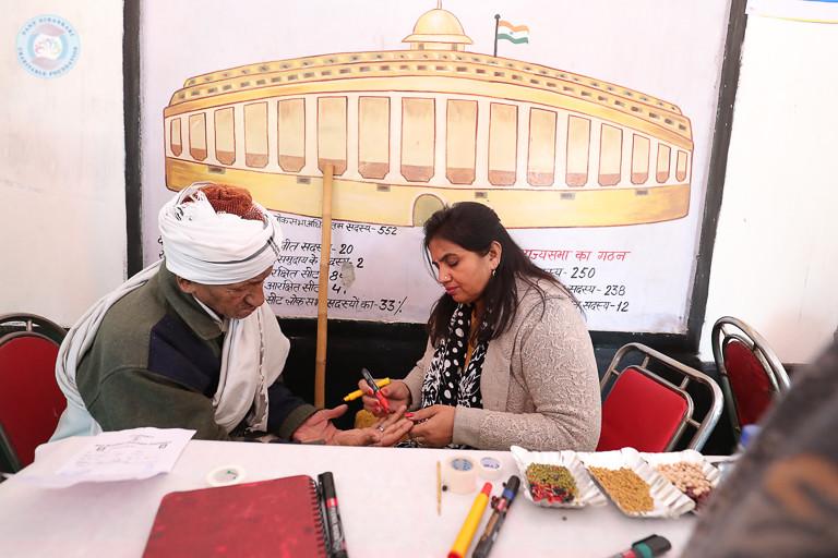 A Big Leap in the activities of Sant Nirankari Charitable