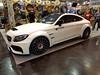 Mercedes C-Klasse Coupe C205 (911gt2rs) Tags: messe event show ems tuning tief stance breit custom widebody breitbau bodykit prior design w205 c63 amg verbreitert umbau spoiler heckflügel weis white
