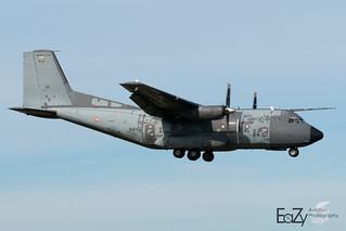 64-GZ French Air Force (Armée de l'Air) Transall C-160
