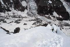 pilar de los vientos (piparriba) Tags: meson alto pared valle del arenas cajon maipo andes chile cordillera