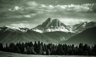 Peitlerkofel (2875m)  - Italy
