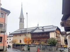 Sent (dt. Sins) (HITSCHKO) Tags: schweiz suisse svizzera switzerland bündnerland graubünden engadin unterengadin scuol surtasna sent sins sentergibel sanlurench stlorenz vallander
