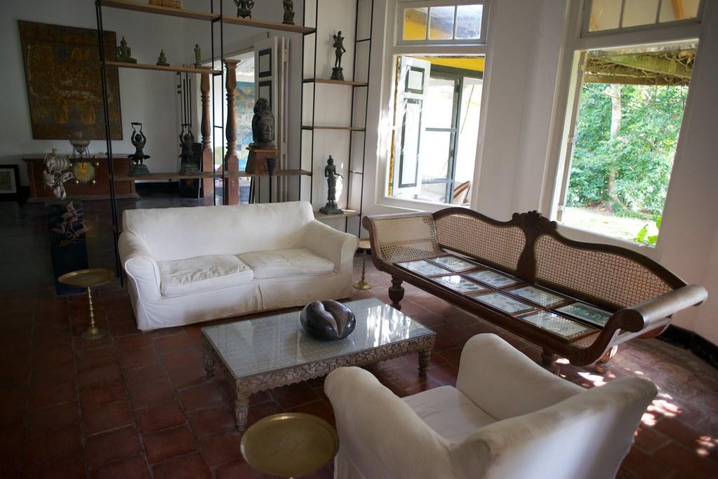 Brief Garden, Sri Lanka (HardieBoys) Tags: Bawagarden Bentota Srilanka Bevis  Bawa Bevisbawa