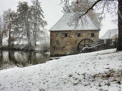 Snow in Eibergen (Truus) Tags: snow eibergen winter