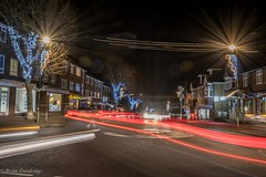Hassocks Lit-up-6 (dandridgebrian) Tags: christmaslights hassocks nocturnalphotography