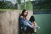 (Kevin .H) Tags: 台灣 台北 攝影 外拍 人像 女孩 屋頂 巷弄 taiwan taipei girl photography canon 5d2 5dii 35mm film f14 f18 portrait street tennis park sexy rooftop sky lens sunshine