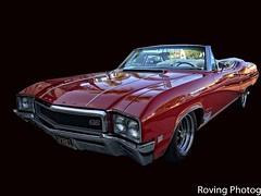 1968 Buick GS (robtm2010) Tags: encinitas california ca usa iphone iphone7 encinitascarshow auto automobile car carshow motorvehicle vehicle classic classiccar gm generalmotors buick 1968 gs convertible