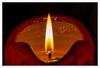 Kerzenlicht (Peter L.98) Tags: projekt365 kerze docht licht schein sonya6000