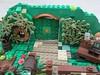 """LEGO - """"Good Morning!"""" (~Choco15) Tags: lego hobbit bilbo gandalf moc mocpages"""