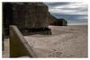 World War II Bunker (JBayPhotographie) Tags: bunker beach cloud sea concrete