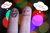 """002/365 Optimism and Pessimism (ruthlesscrab) Tags: wah """"we'rehere"""" hereios """"365the2018edition"""" 3652018 """"fingerpeople"""" finger optimism day2365 02jan18"""