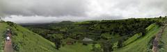 Amba Ghat Panorama (ktmrider1989) Tags: maharashta india amba ghat kokan western ghats monsoon greenary panorama canon 60d tokina 1116