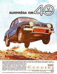 Renault Gordini Willys-Overland
